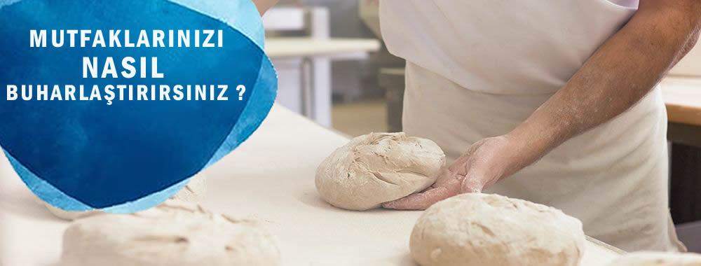 Fırın Ekmek Pişirme