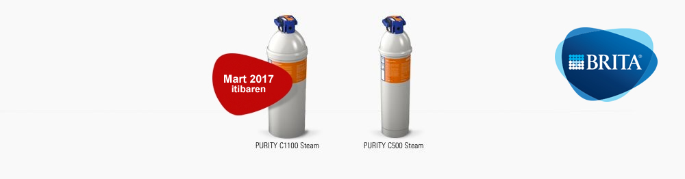 Purity Steam C Filtre Sistemleri